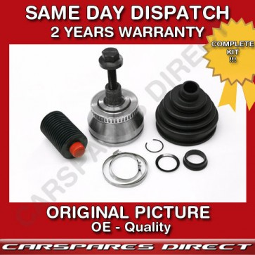 VW PASSAT 1.9 TDI  DRIVESHAFT OUTER CV JOINT 98>
