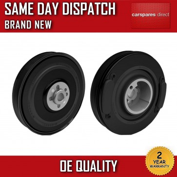 VW T4 LT 2.4 2.5 TDI 1990>2006 CRANKSHAFT PULLEY 2 YEAR WARRANTY *BRAND NEW*