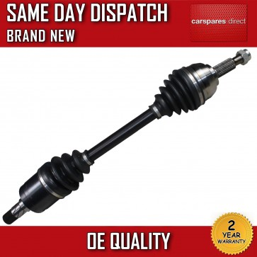 RENAULT GRAND SCENIC MK2 2.0 04>ON DRIVESHAFT LEFT PASSENGER NEAR SIDE CV JOINT