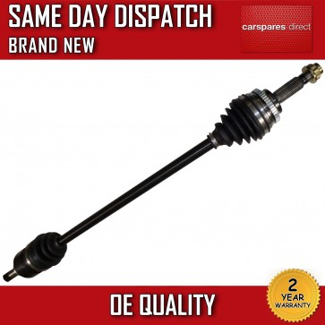 TOYOTA AVENSIS T25 1.8 2003>ONWARDS OFF SIDE RIGHT SIDE COMPLETE DRIVESHAFT NEW