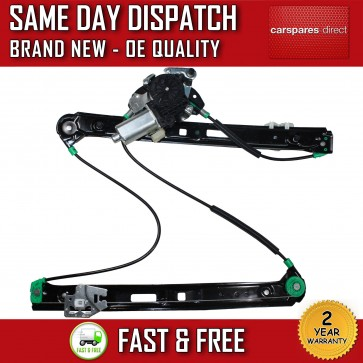 BMW 3 SERIES E46 FRONT LEFT PASSENGER SIDE ELECTRIC WINDOW REGULATOR 1998>2005