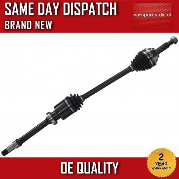 FORD TRNASIT MK6 2.0 DI,2.0 TDCI DRIVESHAFT + CV-JOINT OFF SIDE 2000>2006 *NEW*