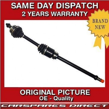 VOLVO S60 S-60 S 60 2.4 D / 2.4 D-5 2001 > ON  RIGHT OFF SIDE DRIVESHAFT *NEW*