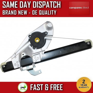 AUDI A6 4B C5 COMPLETE ELECTRIC WINDOW REGULATOR REAR RIGHT *NEW* 1997-2005