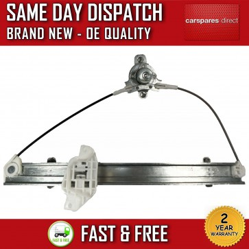COMPLETE MANUAL WINDOW REGULATOR FIT FOR A HYUNDAI ACCENT 94>00 FRONT RIGHT SIDE