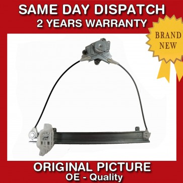 WINDOW REGULATOR FIT FOR A HYUNDAI ACCENT RIGHT FRONT LIFTER MECH WITHOUT MOTOR