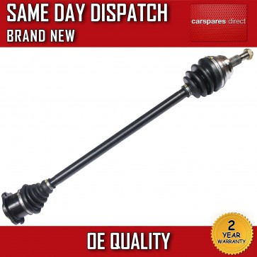 VW GOLF 1.6,1.8,1.9,2.3 DRIVESHAFT RIGHT / OFF-SIDE 1997 > 04 *BRAND NEW*