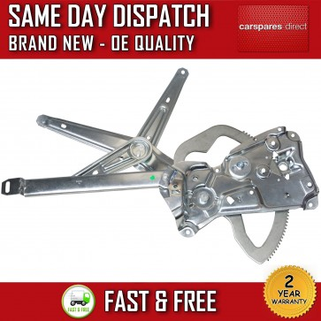 BMW E36 3 SERIES E36 1990>2000 FRONT LEFT PASSENGER ELECTRIC WINDOW REGULATOR