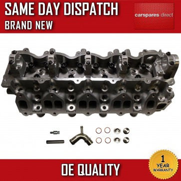 MAZDA/FORD BONGO FRIENDEE RANGER FRIEDA B2500 MPV BARE CYLINDER HEAD BRAND NEW