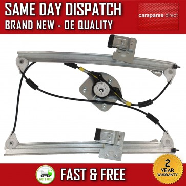 VW PASSAT B5 FRONT LEFT PASSENGER ELECTRIC WINDOW REGULATOR METAL 96-05 *NEW*