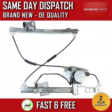 FORD MONDEO FRONT WINDOW REGULATOR DRIVER RIGHT SIDE WITH MOTOR 2000>2007 *NEW*