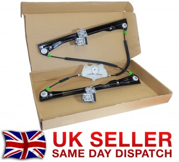 VW GOLF IV MK4 BORA FRONT RIGHT ELECTRIC WINDOW REGULATOR DRIVER SIDE 4 DOOR NEW