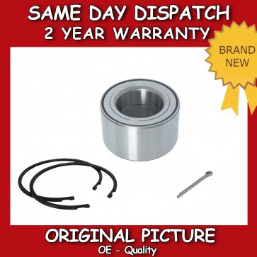 FRONT WHEEL BEARING FIT FOR A NISSAN ALMERA TINO 1.8,2.0,2.2 2000>on *BRAND NEW*