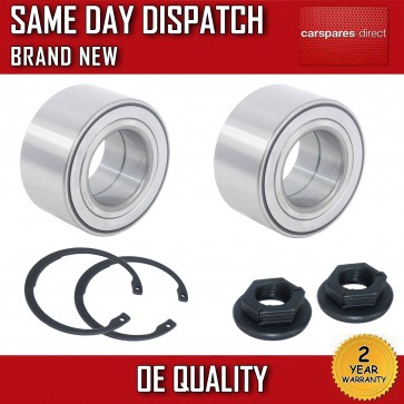 FORD FOCUS Mk1 FRONT WHEEL BEARING KIT PAIR (2x) 1998>2005 *BRAND NEW*