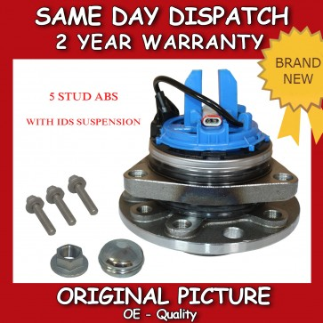 VAUXHALL VECTRA C 1.9 CDTI FRONT WHEEL BEARING HUB WITH ABS/IDS 05-09 *NEW*