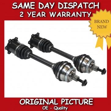 VW SHARAN 1.8,1.9,2.0 DRIVESHAFT 2X CV JOINT 1997>2010 * BRAND NEW*