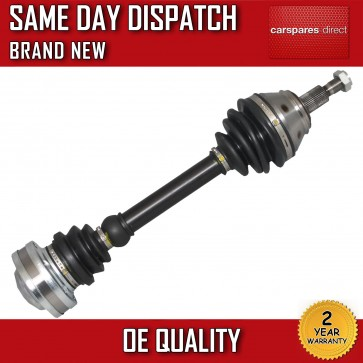 AUDI TT COUPE/ROADSTER 1.8 T QUATTRO DRIVESHAFT NEAR SIDE 1998>2006 *BRAND NEW*