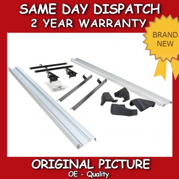 BRAND NEW SIDE STEPS RUNNING BOARD FIT FOR A NISSAN QASHQAI 2007>on