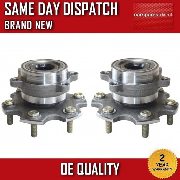MITSUBISHI SHOGUN PAJERO 3.2 DID REAR HUB WHEEL BEARING x2 *NEW*