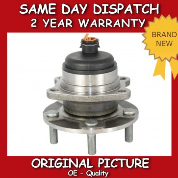 CHRYSLER VOYAGER GRAND VOYAGER 2001-07 REAR WHEEL BEARING HUB WITH ABS *NEW*