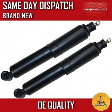MITSUBISHI L200 2.4 2.5 FRONT SHOCK ABSORBERS x2 1996>2007 *BRAND NEW*