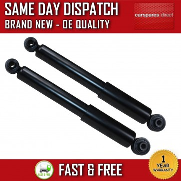 VAUXHALL ASTRA G MKIV 1998>2005 REAR SHOCK ABSORBERS X2 (PAIR) 1 YR WARRANTY