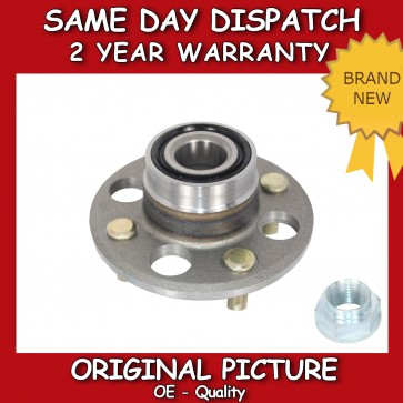 HONDA CIVIC Mk4 1.3,1.5,1.6 REAR WHEEL BEARING + NUT 1991>2001 *BRAND NEW*