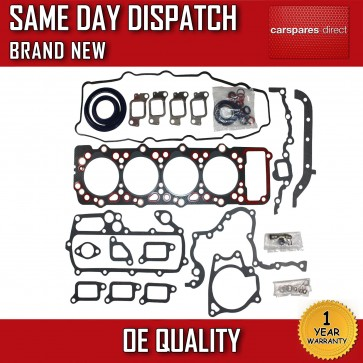 MITSUBISHI PAJERO SHOGUN DELICA 2.8 TURBO DIESEL 4M40T FULL HEAD GASKET SET NEW