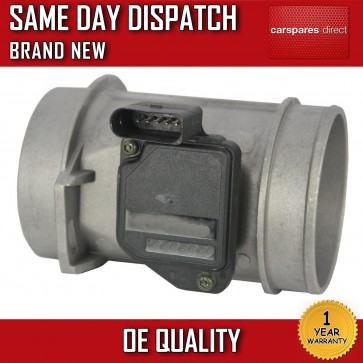 AUDI A4 A6 A8 2.5 TDI MASS AIR FLOW METER SENSOR MAF 1994>2005 059906461D *NEW*