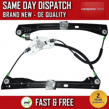 VW JETTA MK3 05>10 COMPLETE ELECTRIC FRONT RIGHT 4 DOOR WINDOW REGULATOR *NEW*