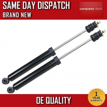 2 REAR SHOCK ABSORBER FIT FOR A NISSAN MICRA Mk2 (K11) 1992>2003 *BRAND NEW*