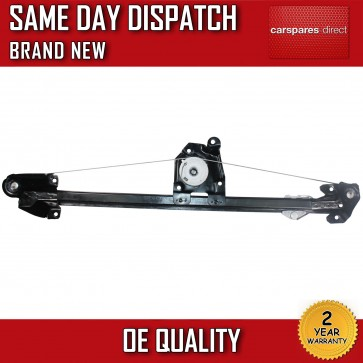 VAUXHALL ZAFIRA A 99>05 REAR RIGHT ELECTRIC WINDOW REGULATOR WITHOUT MOTOR *NEW*