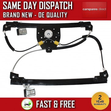 PEUGEOT 607 2000>ON FRONT RIGHT SIDE ELECTRIC WINDOW REGULATOR 4/5 DOORS *NEW*