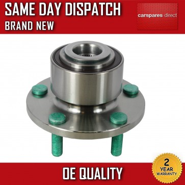 VOLVO S40,V50,C30,C70 FRONT WHEEL BEARING HUB + ABS 2004>on *BRAND NEW*