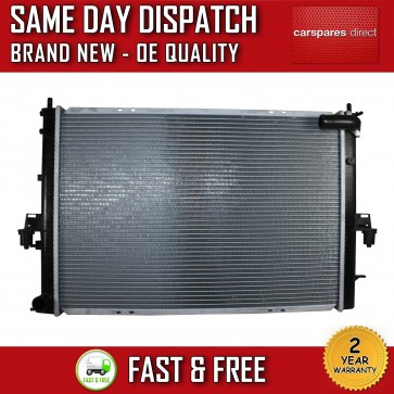 MG ZT, ZT-T ROVER 75 MANUAL RADIATOR 1999>2005 2 YEAR WARRANTY *BRAND NEW*