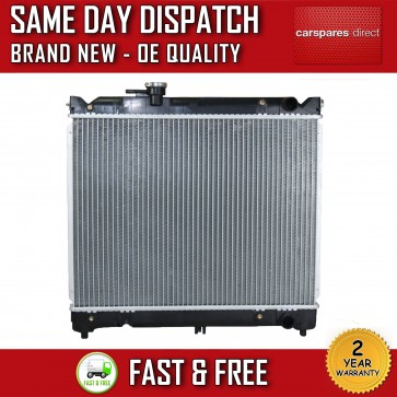 SUZUKI VITARA 1.6 2.0 1988-1997/X-90 1.6 1995>1997 MANUAL RADIATOR 2 YR WARRANTY