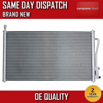 FORD FOCUS 1998>2005 AIR CONDITIONING CONDENSER/RADIATOR 2 YEAR WARRANTY *NEW*
