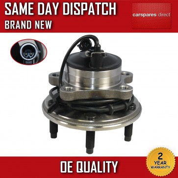 JAGUAR S-TYPE FRONT WHEEL BEARING HUB + ABS SENSOR 1998>2008 ALL MODELS *NEW*