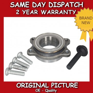 AUDI A4 2008>ON FRONT WHEEL BEARING KIT *NEW*