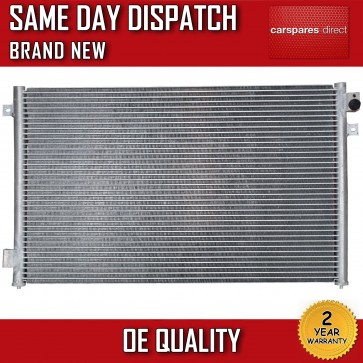 JAGUAR S-TYPE 2.5 3.0 4.0 1999>2009 AC CONDENSER/RADIATOR 2 YEAR WARRANTY *NEW*