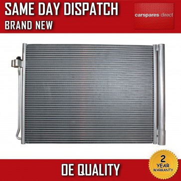 BMW X5 (E70) 2007>2012 AIRCON CONDENSER RADIATOR 2 YEAR WARRANTY *BRAND NEW*