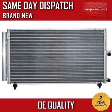 LEXUS IS200 Mk1 2.0 300 3.0 1999>2005 AC CONDENSER/RADIATOR 2 YR WARRANTY *NEW*