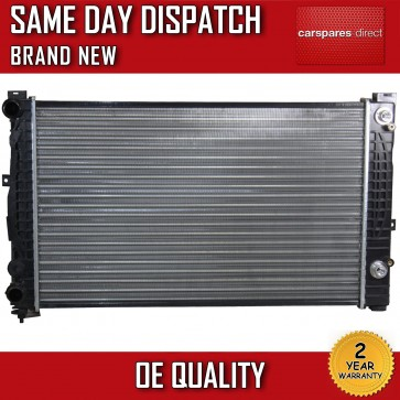 AUDI A4, A6 AUTOMATIC RADIATOR 2 YR WARRANTY *NEW*