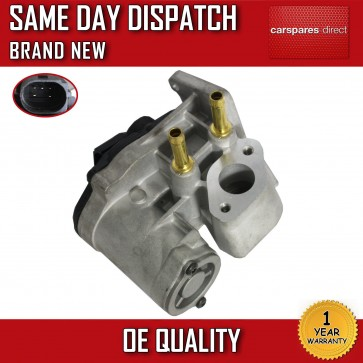 VW GOLF Mk5, POLO Mk4 1.4 1.6 FSI EGR VALVE *BRAND NEW* 03C131503B