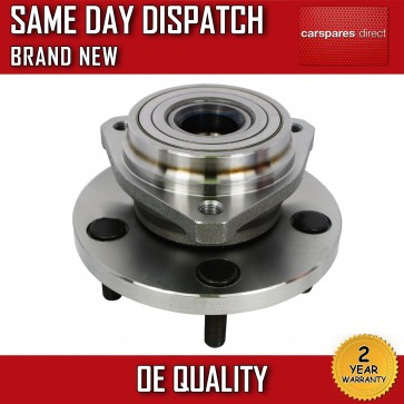 JEEP GRAND CHEROKEE 2.7,3.1,4.0,4.7 4x4 FRONT WHEEL BEARING + HUB 99>2005 *NEW*