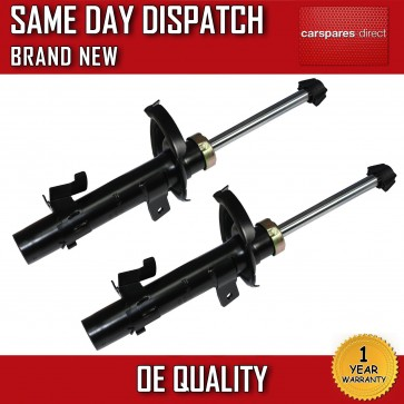 FORD FOCUS MK2 X2 FRONT SHOCK ABSORBER STRUTS 2007>on *NEW*
