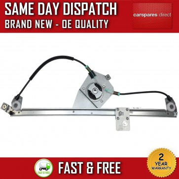 RENAULT GRAND SCENIC MK2 FRONT RIGHT DRIVER SIDE ELECTRIC WINDOW REGULATOR 03>0N
