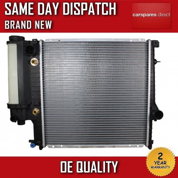 BMW 3 SERIES E36 316,318 / Z3 E36 1.9 AUTO/MANUAL RADIATOR WITHOUT AC 1990>2003