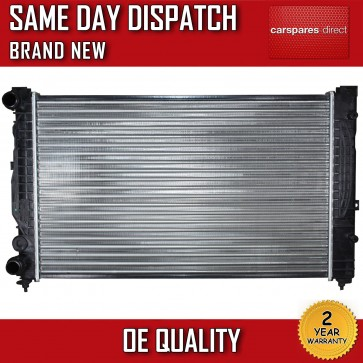 VW PASSAT MK5 (B5, B5.5) 1996>2005 MANUAL RADIATOR 2 YEAR WARRANTY *BRAND NEW*