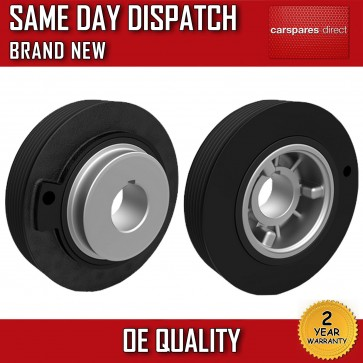 CITROEN XSARA 1.8 1997>2000 CRANKSHAFT PULLEY 2 YEAR WARRANTY BRAND NEW